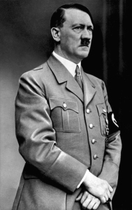 Adolph Hitler: I Can't Compete With Michelle Obama's Hair