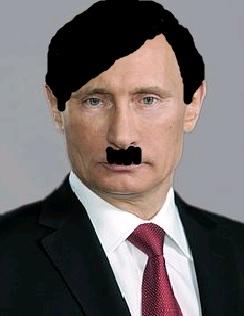 Hitler? Putin? Hittin?
