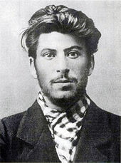 GQ Cover Or Joseph Stalin  At Age 23? Hellloooo, comrade.