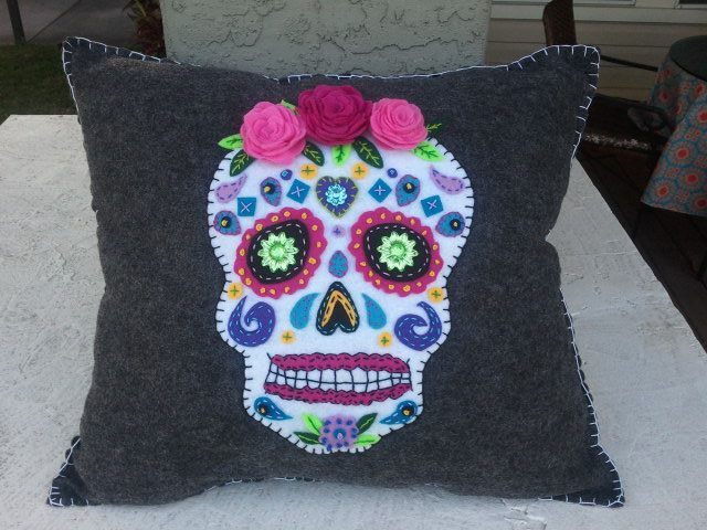 Traditional Sugar Skull