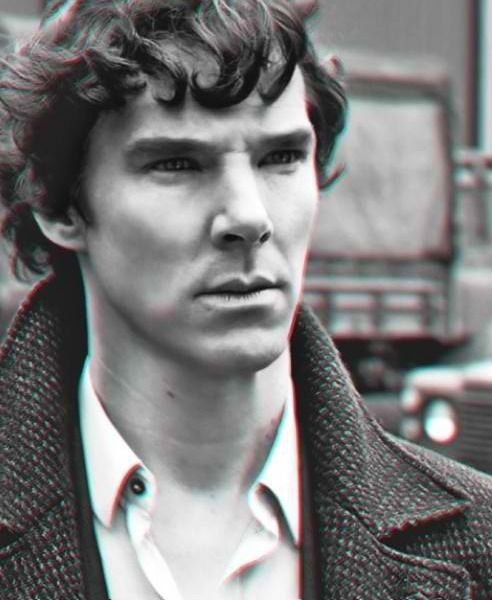 Benedict Cumberbatch - Those Cheekbones Will Cut A Bitch!