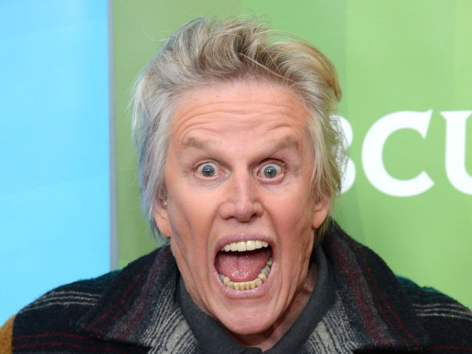Gary Busey - Crazy Isn't An Act; It's A Lifestyle!