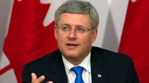 PM Stephen Harper